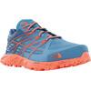 The North Face Ultra Endurance GTX Running Trail Shoes Ladies Provincial Blue/NasturtiumOrange
